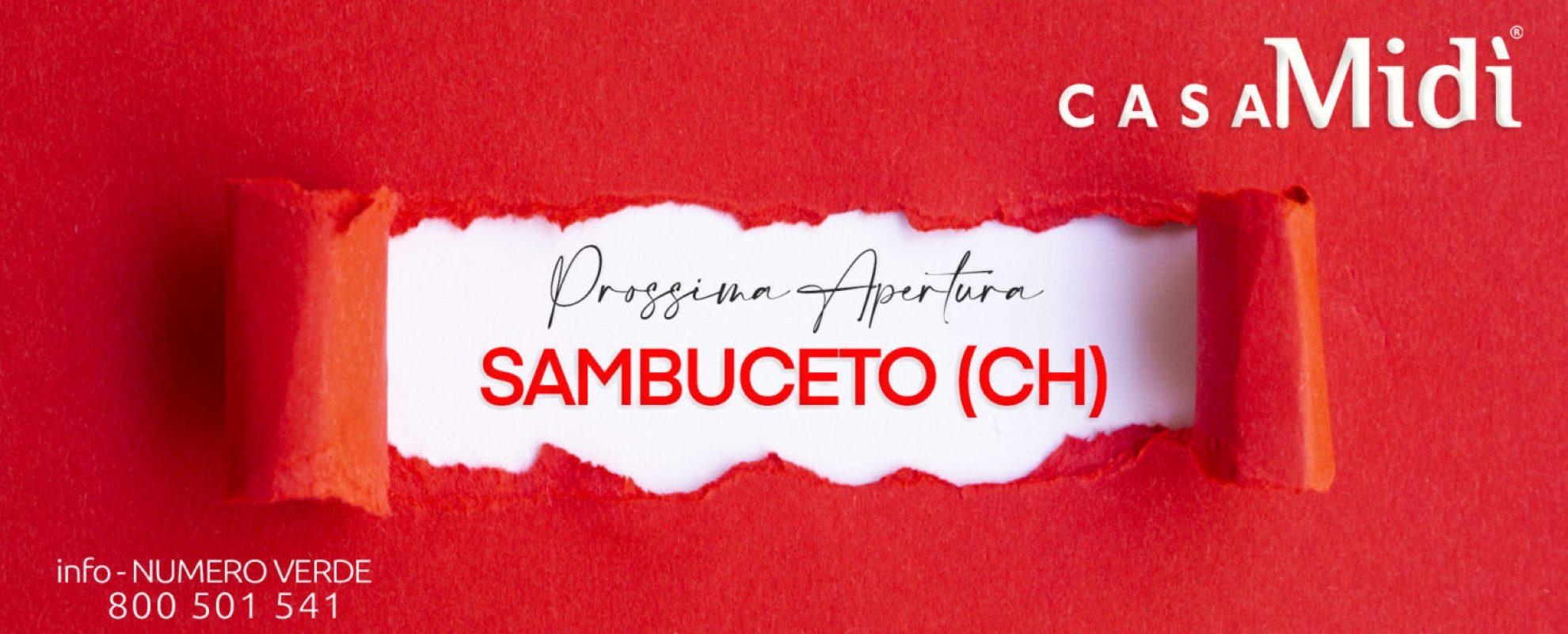 homepage sambuceto